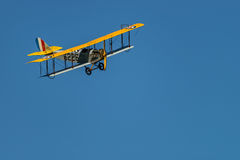 Vorlage Curtiss JN-4H Stockfotografie