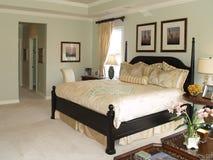 Vorlagenschlafzimmer 2 Stockbild