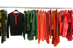 Vorm kleding Royalty-vrije Stock Foto