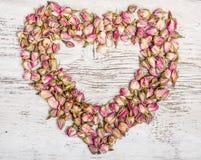 Vorm van een hart royalty-vrije stock afbeeldingen