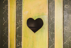 Vorm van hart Royalty-vrije Stock Foto