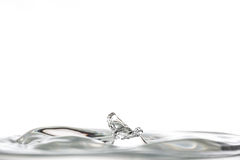 Vorm van Water Royalty-vrije Stock Afbeeldingen