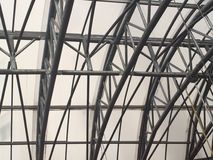 vormen en architectuur Stock Foto