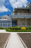 Voroncovskiy palace in Crimea Stock Photos