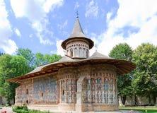 voronet de monastère Image libre de droits