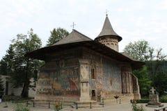 Voronet monaster w Bucovina Rumunia Obrazy Royalty Free