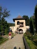 Voronet monasteru jard Obraz Stock