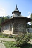 Voronet Monastery Stock Photos