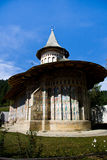 Voronet Romanian Orthodox Monastery Royalty Free Stock Image