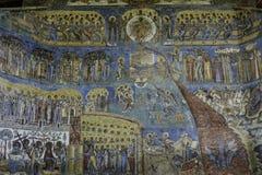 Voronet, Rumania, Europa, monasterio fotografía de archivo