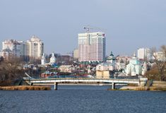 Voronezh in November Stock Photos
