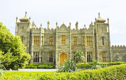 Vorontcovskiy palace, Crimea Royalty Free Stock Image
