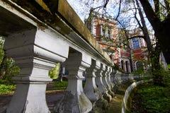 The Vorontsov-Dashkov Manor in Bykovo royalty free stock images