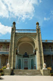 vorontsov för slott s royaltyfria foton
