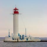 Vorontsov-Leuchtturm in Odessa, Ukraine Lizenzfreies Stockfoto