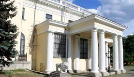 Vorontsov pałac w Odessa zdjęcie stock