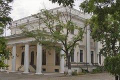 Vorontsov pałac w Odessa obrazy royalty free