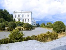 Vorontsov palace Royalty Free Stock Photography