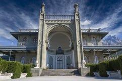 Vorontsov Palace Royalty Free Stock Photo