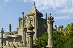 Vorontsov Palace (Alupka) - Crimea Royalty Free Stock Photo