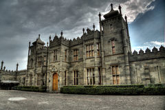Vorontsov Palace in the Crimea Royalty Free Stock Photos