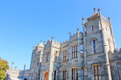Vorontsov Palace, Crimea. Royalty Free Stock Photography