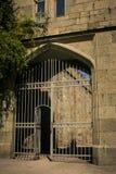 Vorontsov Palace Gate into Inner yard Crimea stock images