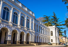 The Vorontsov Palace in Tbilisi Royalty Free Stock Photography