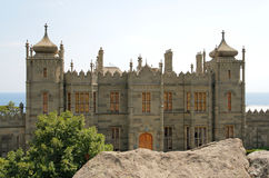 Vorontsov's Palace Stock Image