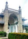 Vorontsov slott fotografering för bildbyråer