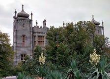 Vorontsov slott arkivbild