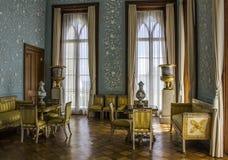 Vorontsov slott i Krim arkivfoto