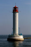 Vorontsovsky lighthouse in Odessa Royalty Free Stock Photos