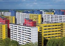 Vorort von Berlin Stockbilder