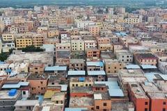 Vorortdorf von Guangzhou-Stadt Lizenzfreie Stockbilder