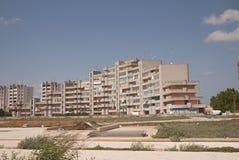 Vororte von Lecce lizenzfreie stockbilder