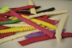 Vorrat des Origamis 3D lizenzfreie stockbilder