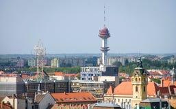 Vorsprünge von Szeged Lizenzfreies Stockfoto