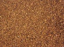Vorst - droge koffie Stock Afbeeldingen