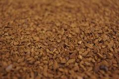 Vorst - droge koffie Stock Fotografie