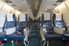 Vorstand des Flugzeuges Stockfotos