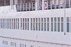 Vorstand einer transatlantischen Seezwischenlage stockfotografie