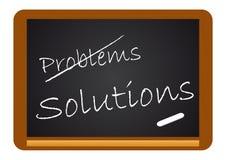 Vorstand-Probleme/Lösungen Lizenzfreie Abbildung