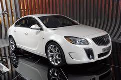 Vorstelijke Buick royalty-vrije stock afbeeldingen