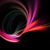 Vortex abstrato do Fractal Foto de Stock Royalty Free