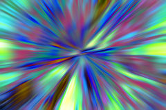 Vortex blur Royalty Free Stock Photography