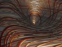Vortex, fundo. Imagem de Stock Royalty Free
