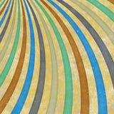 Vortex-shaped circles, curves and spirals, graphic design. Spiral texture. Retro paper Stock Photos