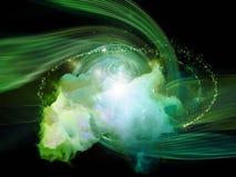Vortex in Space Stock Photo