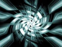 Vortex Swirl. Rich Textured Swirl with Cool Pattern vector illustration